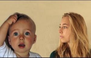 Un padre grabo durante 16 años a su hija y lo ha resumido en un precioso video de 4 ½minutos.