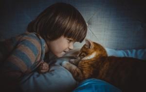 6 razones para comprar una mascota a tus hijos