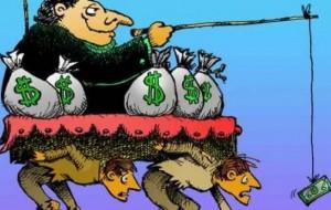 La desigualdad: Un abismo entre rico y pobres