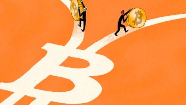 Resultado de imagen para bitcoin bifurcacion